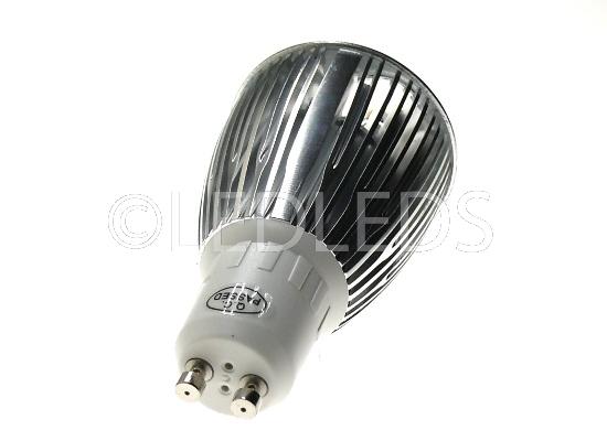 Lampada Per Faretto A Led.Lampada Faretto 3 Led 9w Gu10 9 Watt Resa 90 Watt Bianco Caldo 630 Lumen 220v