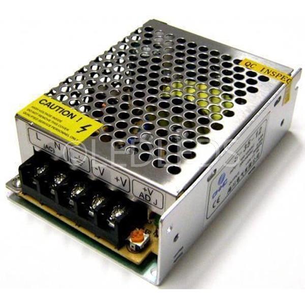 Alimentatore trasformatore 220v 12v 3a stabilizzato for Alimentatori per led