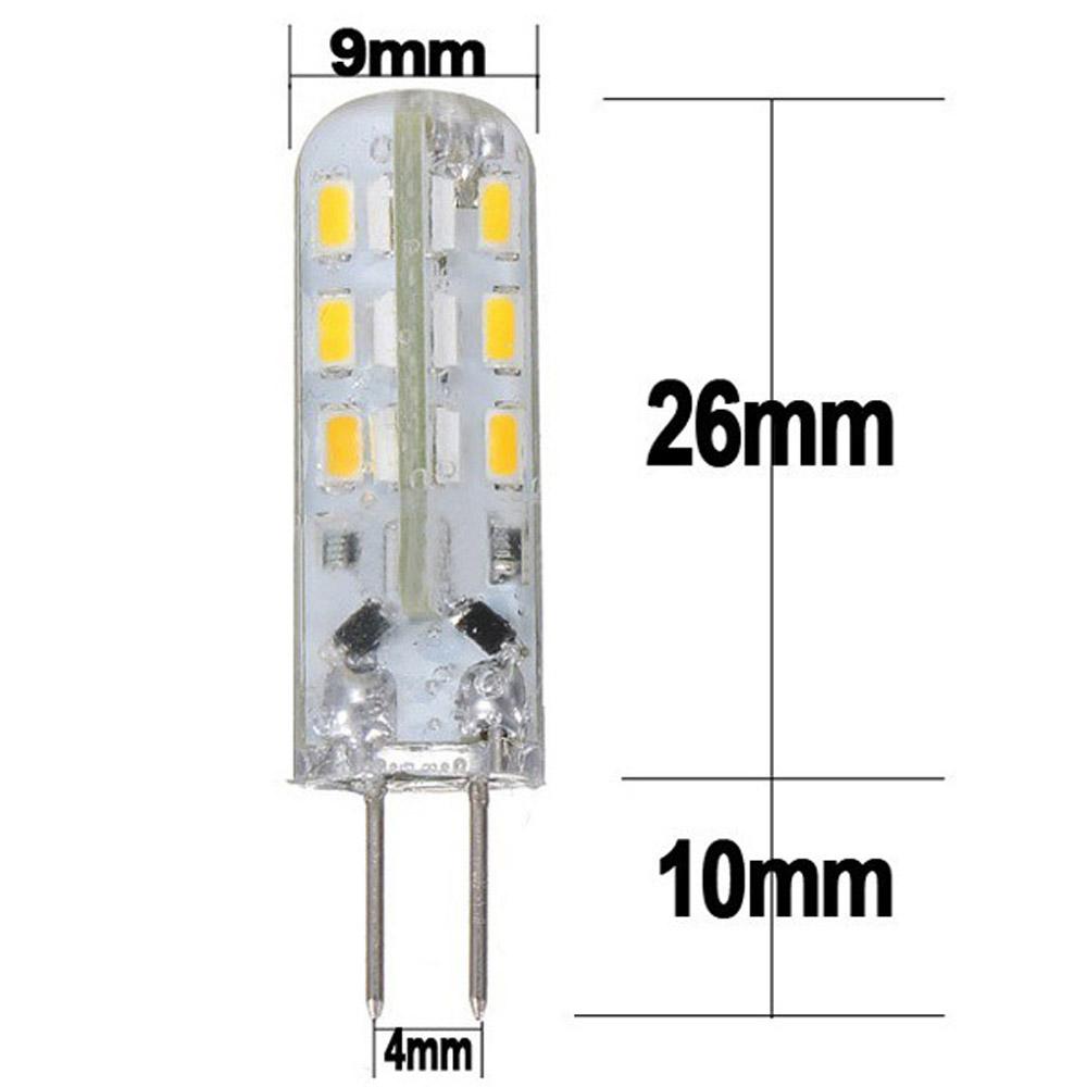 Lampadine Led G4 12v.G4led Ledleds Lampade Lampadina G4 1 Led Power Luce Bianco