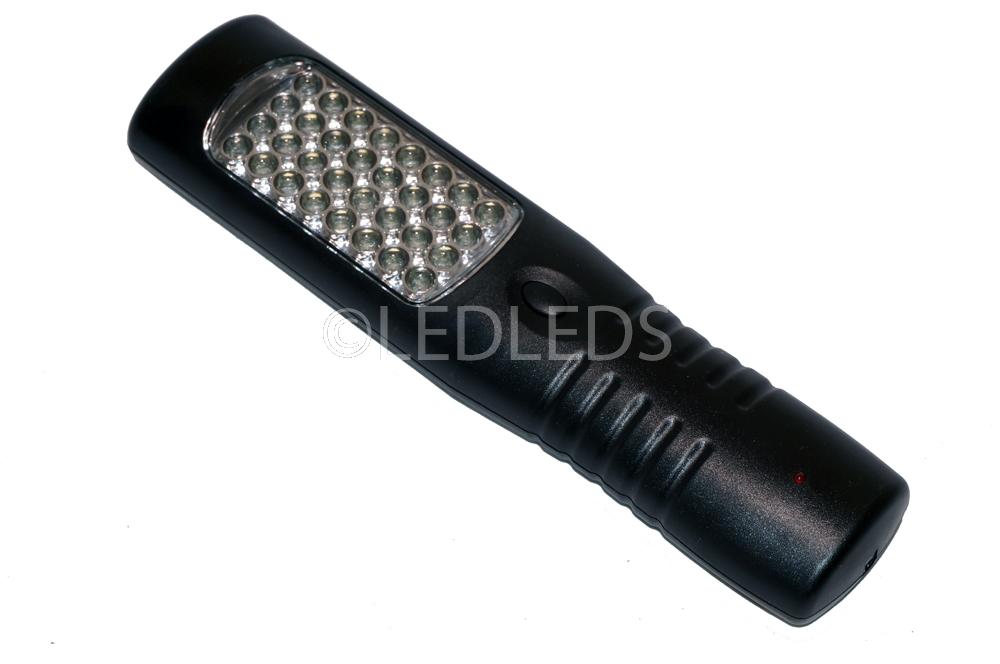 Plafoniere Led Officina : Rtyuhd ledleds torcia lampada da lavoro a led ricaricabile