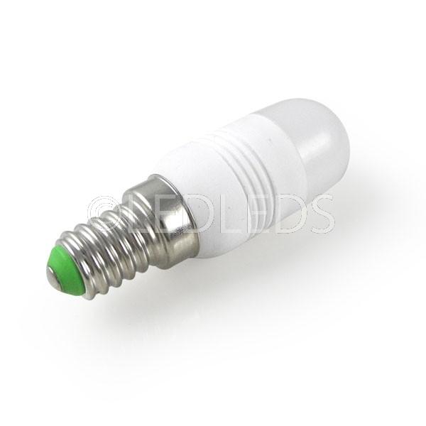 Lampadina per frigorifero a 5 led risparmio energetico e14 for Lampadine led 5 watt
