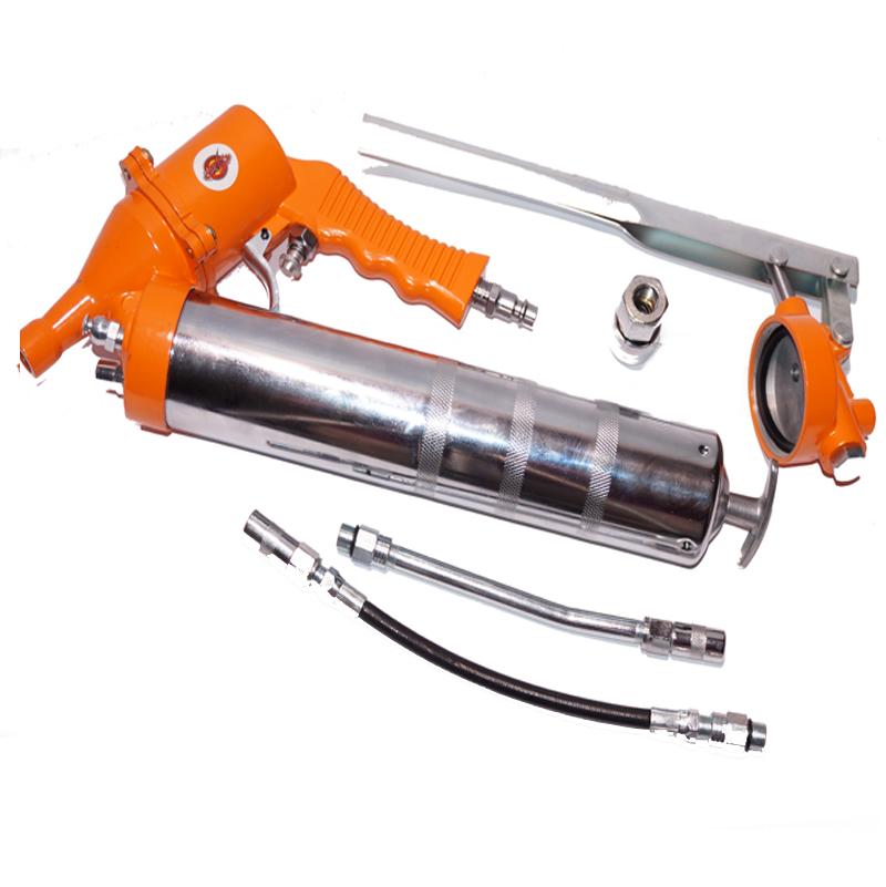 Pompa per Grasso pneumatica 600CC GOTOTOP Pistola per Grasso Manuale