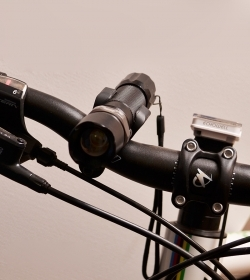 faro led bici bike mtb cree 10