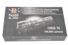 TORCIA LED xml-t6 CREE 2000 W 2000 LUMEN RICARICABILE ZOOM ZOOMABLE soft air