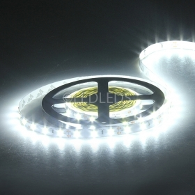 5M STRISCIA STRIP IP20 INTERNO 300 LED SMD 5630 LUCE NATURALE ALTA LUMINOSITA