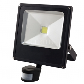 FARO LED 30W SENSORE DI MOVIME