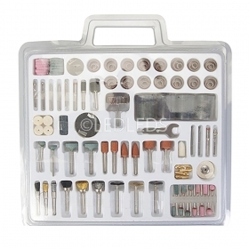 KIT 188 ACCESSORI MINI TRAPANO
